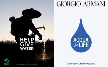 Acqua for Life: una campaña humanitaria a escala mundial