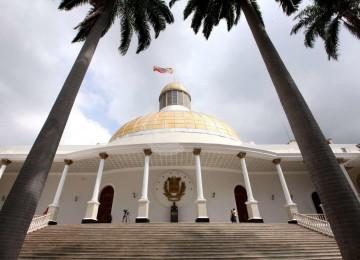 Asamblea Nacional deja sin efectos designación adelantada de magistrados