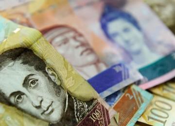 Nuevo salario mínimo es de Bs 501,66 diarios