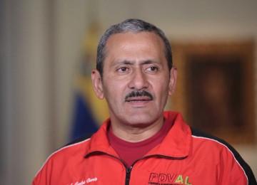 Osorio se defenderá legalmente de señalamientos de corrupción