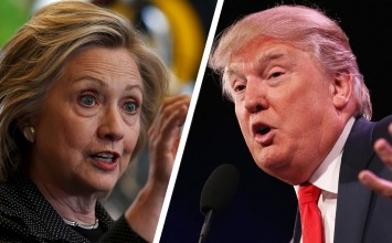 Clinton vuelve a vencer en ácido debate presidencial