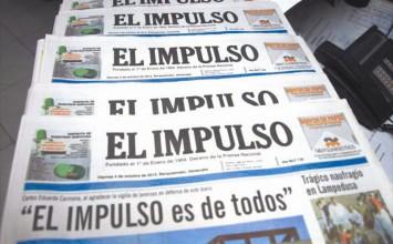 """Sip aseguró que El Impulso sufre """"la más burda censura"""""""