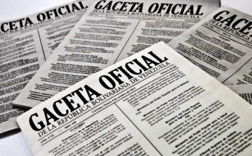 En Gaceta Oficial: Todo sobre los días libres para la administración pública