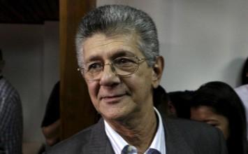 Ramos Allup podría ejercer derecho de palabra ante la OEA