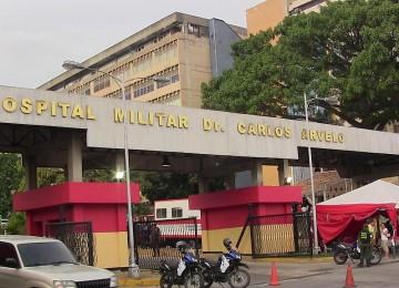 Diputado suplente Sojo fue enviado al Hospital Militar