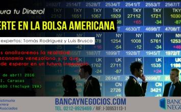 Aristimuño y Herrera realizará foro sobre inversión en bolsa de EE.UU.