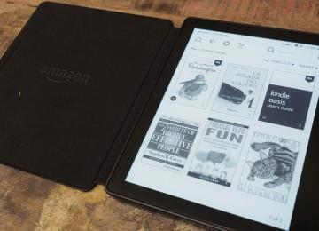 Amazon presenta nueva versión de Kindle