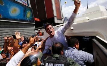 Así fue cuando Maduro dijo que liberará a Leopoldo López si EE.UU. liberaba a Oscar López Rivera