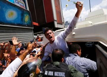 Leopoldo López denunció que está siendo torturado en Ramo Verde