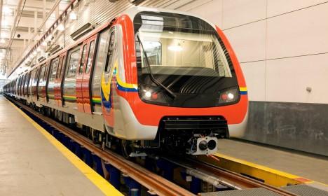 Desmienten reducción de horarios en el Metro de Caracas