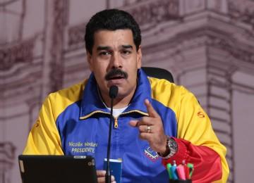 Maduro estará presente en la firma del acuerdo de paz en Colombia