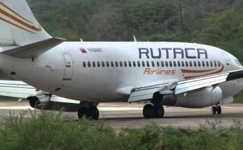 Rutaca abre ruta Valencia-Curazao