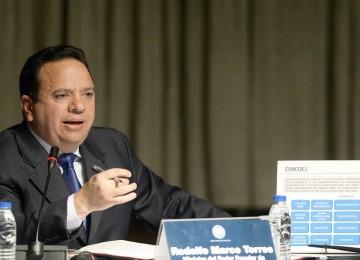 AN aprobó moción de censura para el ministro Rodolfo Marco Torres