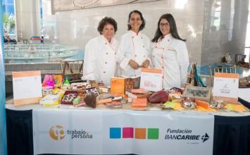 Bancaribe realizó Feria de Solidaridad