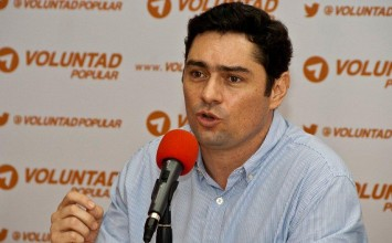 Vecchio: Comunidad internacional debe observar recolección del 20%