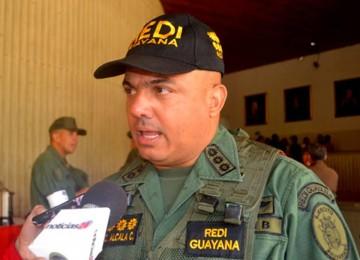 Alcalá Cordones denuncia en Fiscalía plan de usar francotiradores contra protestas opositoras