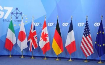 G7 insta al Gobierno venezolano al diálogo y a respetar derechos fundamentales