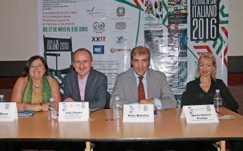 El viernes comienza el XII Festival de Cine Italiano