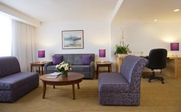 Hotel Eurobuilding invita a mujeres ejecutivas a piso pensado para ellas
