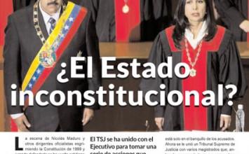 ¿El Estado inconstitucional?
