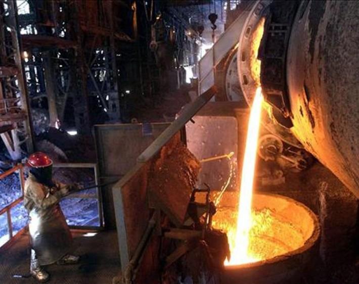 Advierten que producción siderúrgica es intermitente