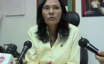 Socorro Hernández: Protestas del 1S no cambiarán el cronograma del revocatorio