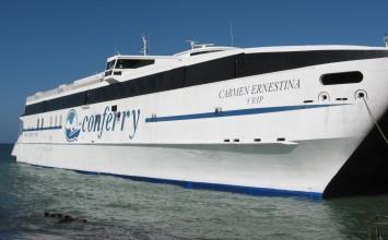 Dos nuevos ferrys para Margarita serán operados por privados