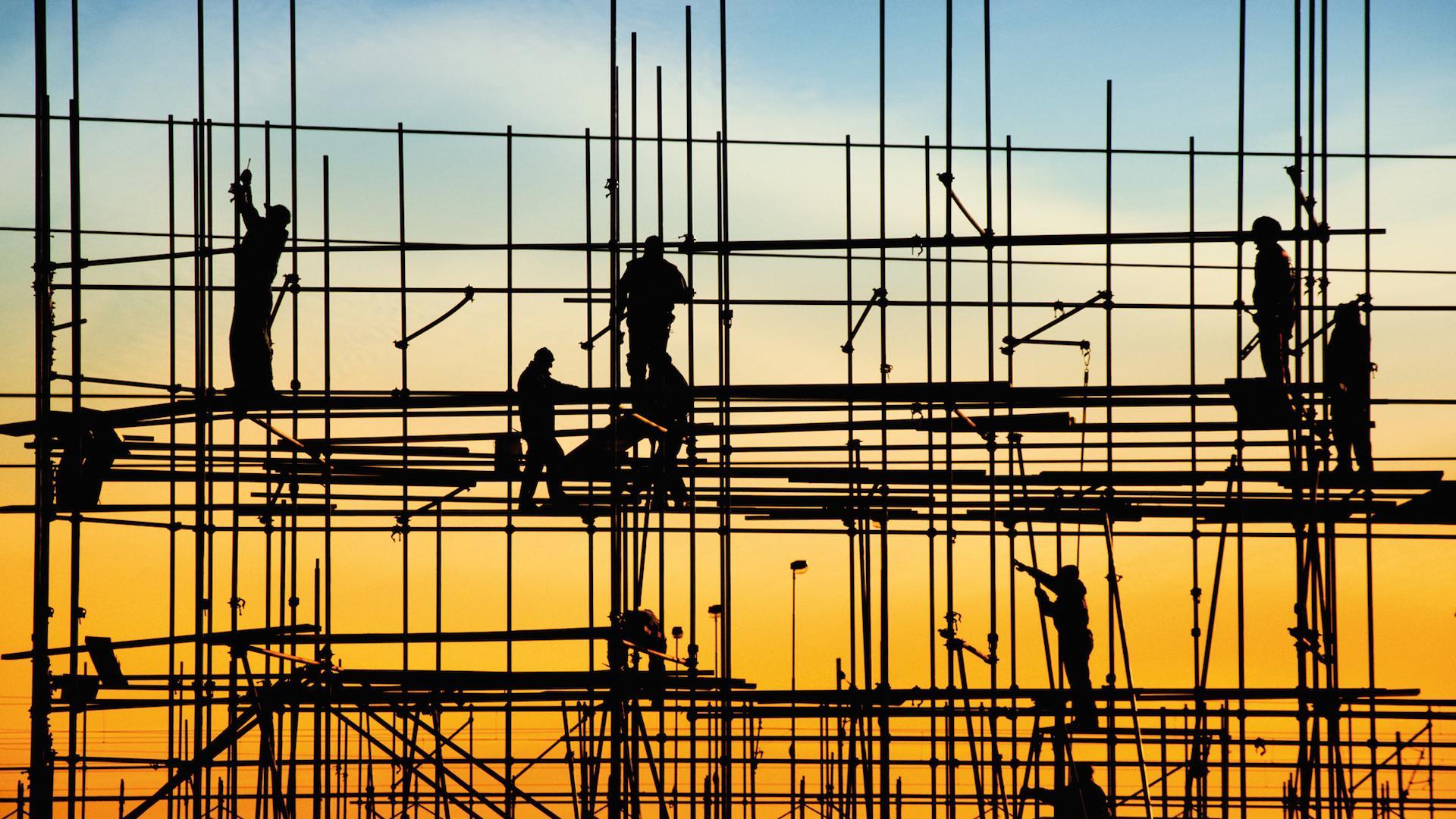 Resultado de imagen para Entérese de qué porcentaje de obras de construcción está paralizado, según sindicalista