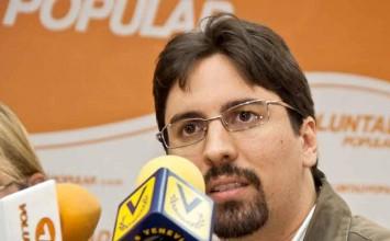 Freddy Guevara alerta sobre investigación en su contra por denunciar corrupción en Pdvsa