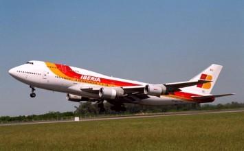 Iberia no descarta cesar operaciones en Venezuela