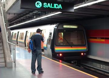 Cierran 12 estaciones del Metro de Caracas