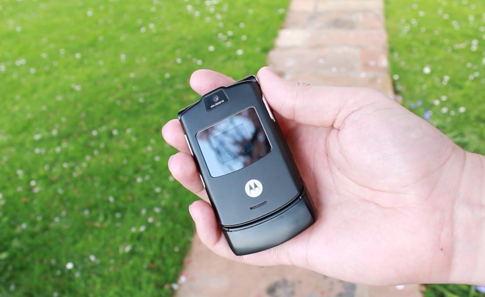 Motorola Rzazr V3