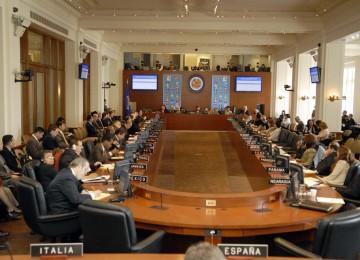 Concluye sesión de la OEA sin votación sobre informe de Almagro