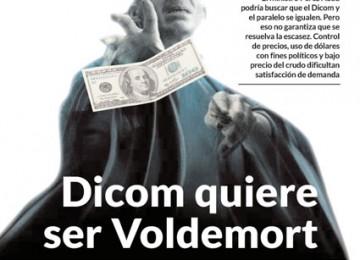Dicom quiere ser Voldemort