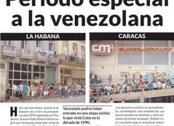 Período especial a la venezolana
