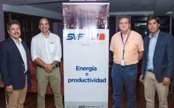SVF Venezuela realizó charla sobre negocios de generación eléctrico