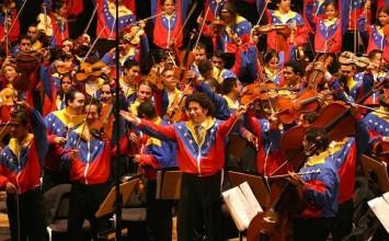Sistema Nacional de Orquestas renueva embajada de Unicef