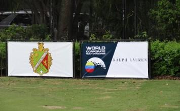 Ralph Lauren premió a ganadores de torno de golf
