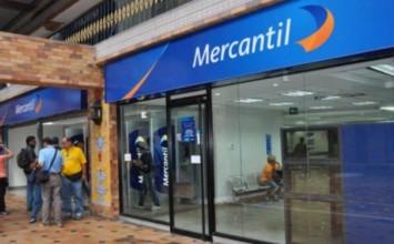 Cartera de créditos de Mercantil subió 78% en primer semestre del año