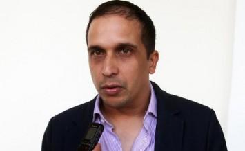 Designan al diputado Edwin Rojas secretario de gobierno de Sucre