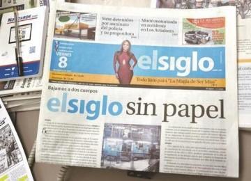 GNB y Poliaragua allanan sede del diario El Siglo