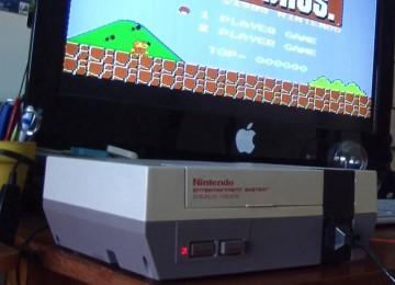 Nintendo volverá a lanzar el NES, en versión miniatura