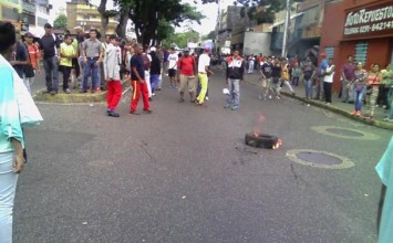 Reportan protestas y saqueos a comercios en Maturín