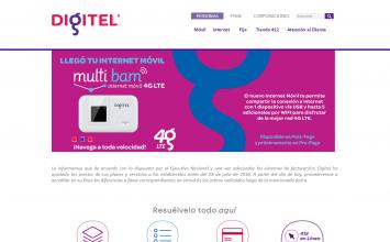 Digitel anunció reintegro de saldo a clientes tras  aumento