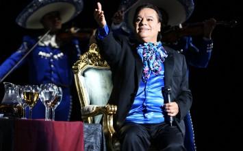 """Fallece el cantantautor Alberto Aguilera Valadez """"Juan Gabriel"""""""