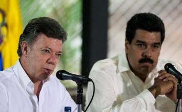 Maduro y Santos se reúnen hoy con miras de reabrir la frontera