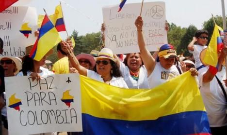 Gobierno de Colombia y las FARC llegan a acuerdo final de paz
