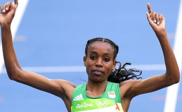 Almaz Ayana rompe record mundial