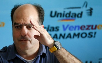 """Julio Borges: """"No desistiremos en alcanzar una transición constitucional"""""""