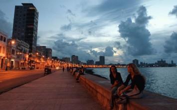 Malecón de la Habana tendrá Wifi